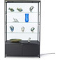 LED Retail Display Cabinet with Switch