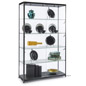 Modern LED Display Cabinet with Long Extension Cord