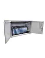 Laptop Security Cabinet with 16 Tablet Slots