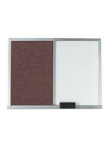 Dry Erase Whiteboards with Aluminum Frames