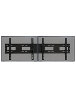 2-TV Wall Mount Bracket for Restaurants