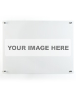 48 x 36 Wall-hanging custom printed markerboard