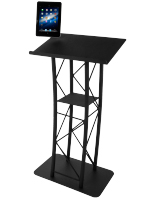 Podium for iPad