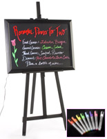 Fluorescent Marker display