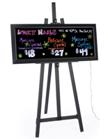 LED Illuminated Message Boards