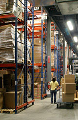 Our Warehouse!
