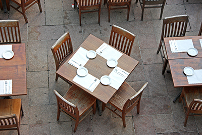 Exceptionnel Restaurant Patio Seating Plan