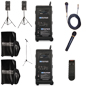Wireless Portable Audio Package