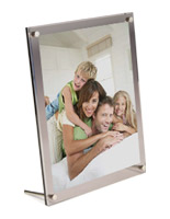 Clear Picture Frame