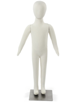 Bendable Child Mannequin with Detachable Arms