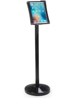 iPad Pro Floor Stand for Kiosk