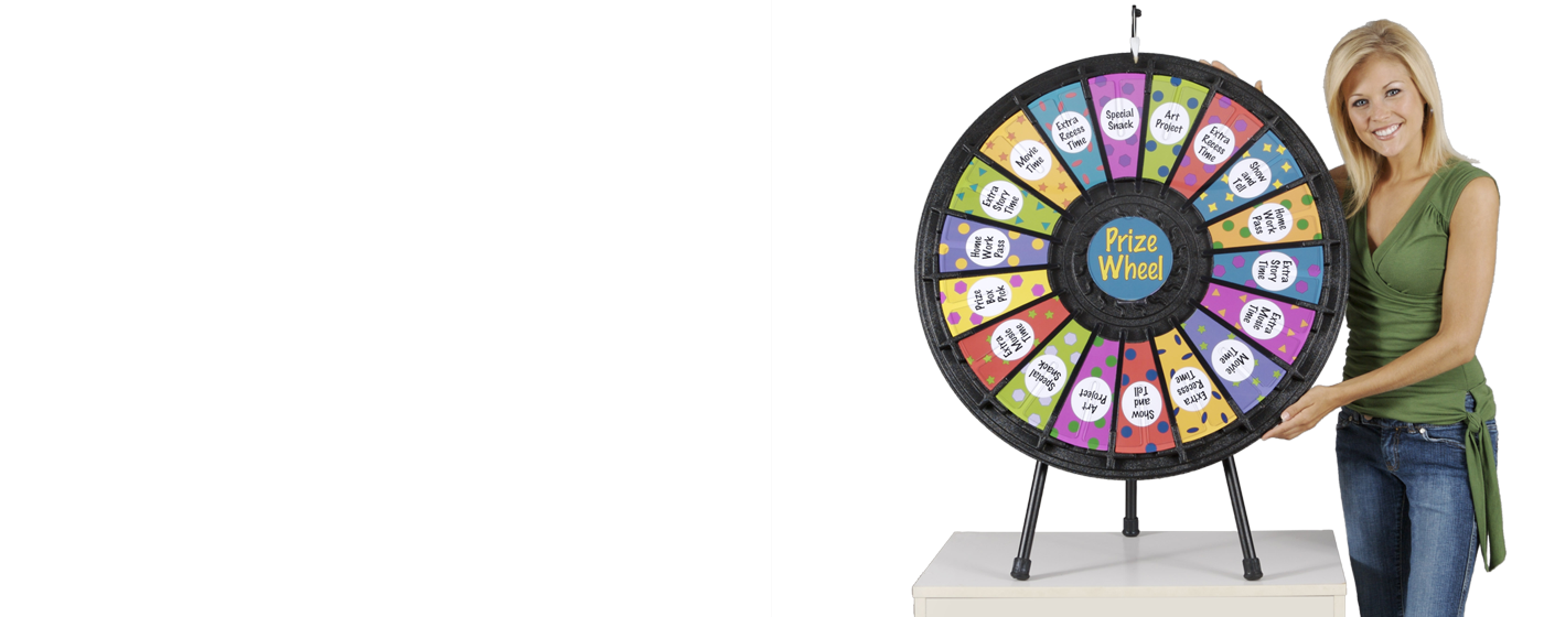 prize wheel home image