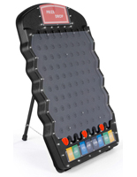 LED Disk Drop Game for Trade Shows