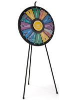 Contest Spinning Wheel for Schools