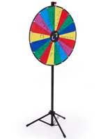 Promotional Prize Wheels