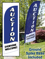 Auction Banner