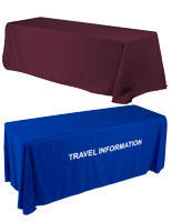 4-sided tablecloths