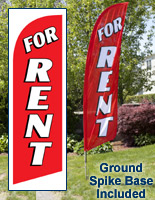 FOR RENT Flags