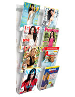 Wall Magazine Rack