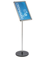 Ideal 11 x 17 Silver Snap Frame Stand
