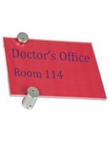 Office Number Signs