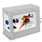 Transparent LCD Box for Trade Shows