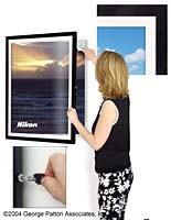 hanging picture frame