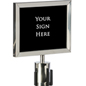 "11"" x 8.5"" Stanchion Frame"
