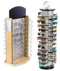 sunglass racks