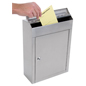 Stainless Steel Suggestion Box for Offices