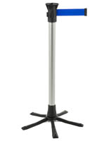 Collapsible Crowd Control Stanchions Great for Carnivals