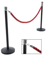 Red VIP Rope with (2) Posts