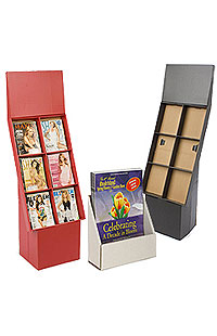 Cardboard Magazine Holder Cardboard Magazine Holders Catalog Box for Point of Sale Use 33