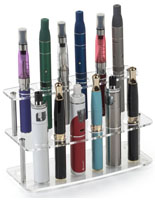 "7"" Wide Acrylic E Cig Display"