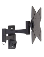 Full Motion Tv Mount Swivel Amp Extending Capabilities