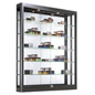 "39.5""w Wall LED Display Case"