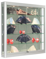 Wall LED Display Cabinet for Retail Stores