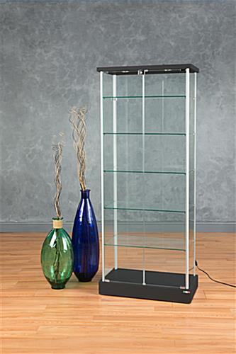 Retail Glass Display Case