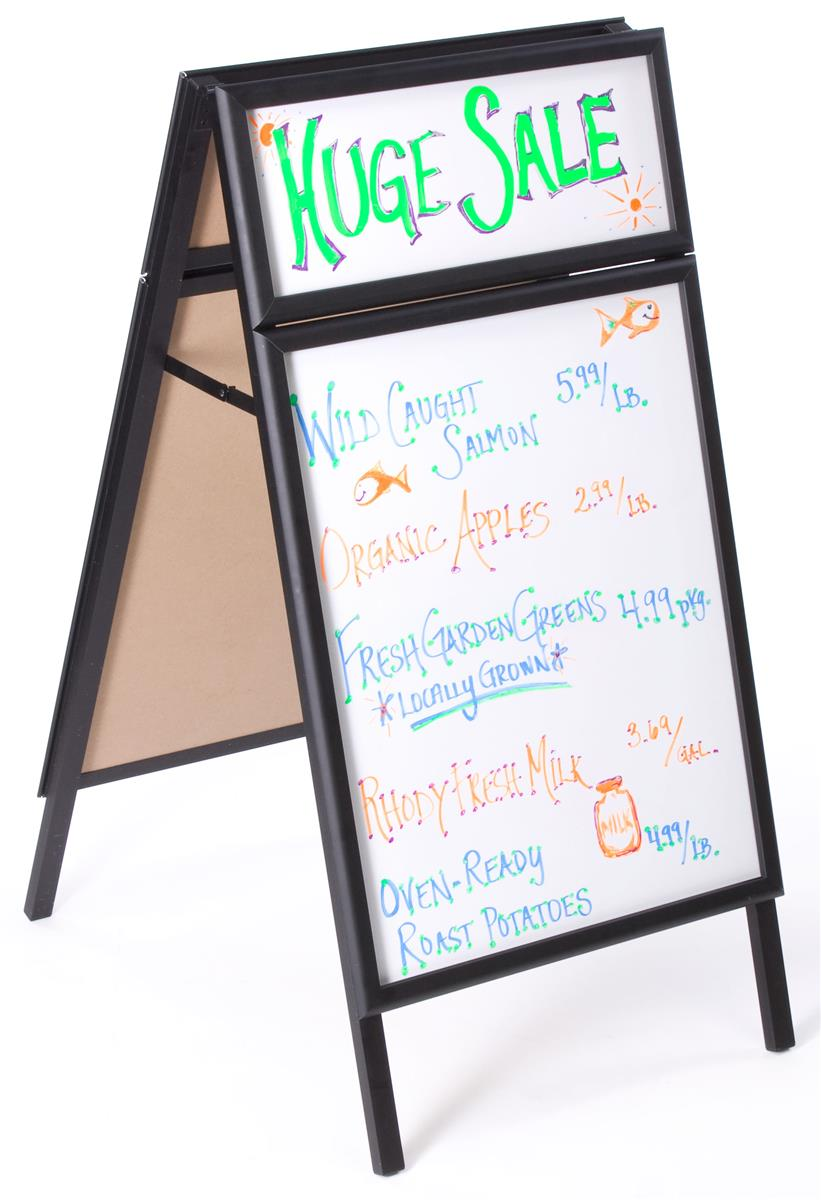 This Sign Supply Is The Ideal Sidewalk Display Wholesale