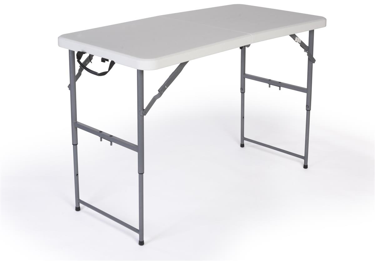 Attrayant Adjustable Height Foldable Tall Table 26 32 Inches Tall