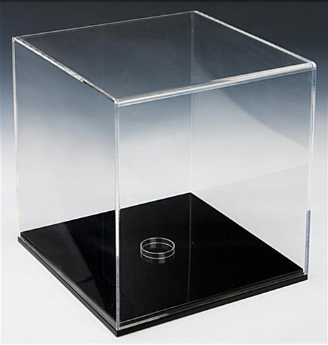 Helmet Display Case That Is For Countertop use