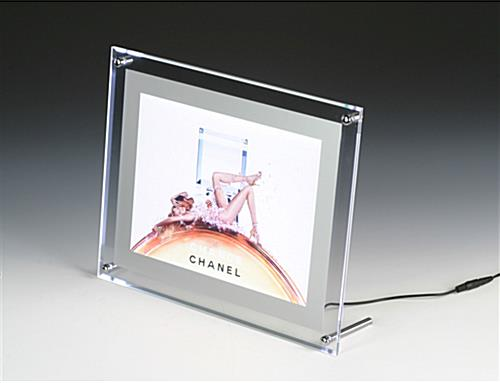Backlit Picture Frame