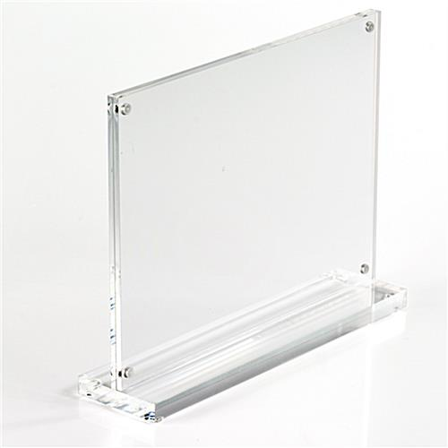 4x6 Acrylic Magnetic Picture Frames