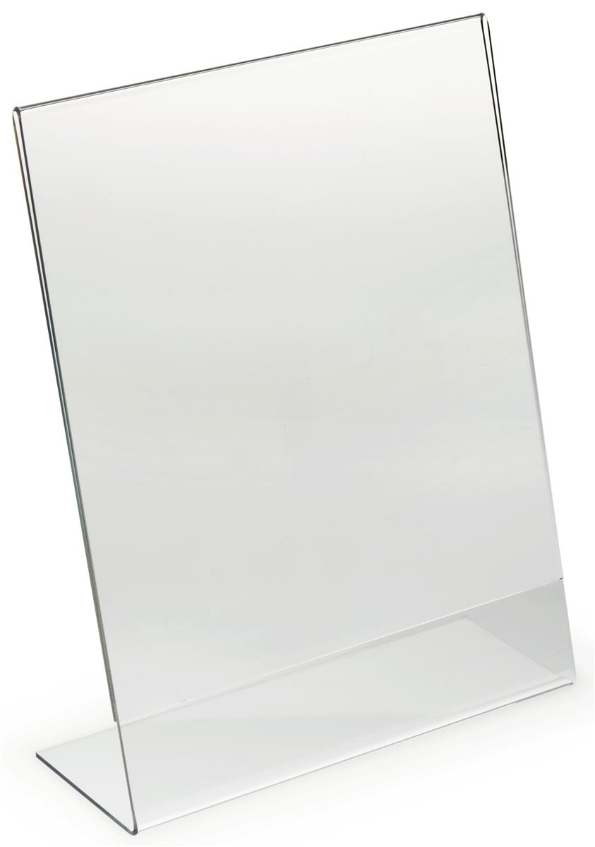 85 X 11 Acrylic Display Frame