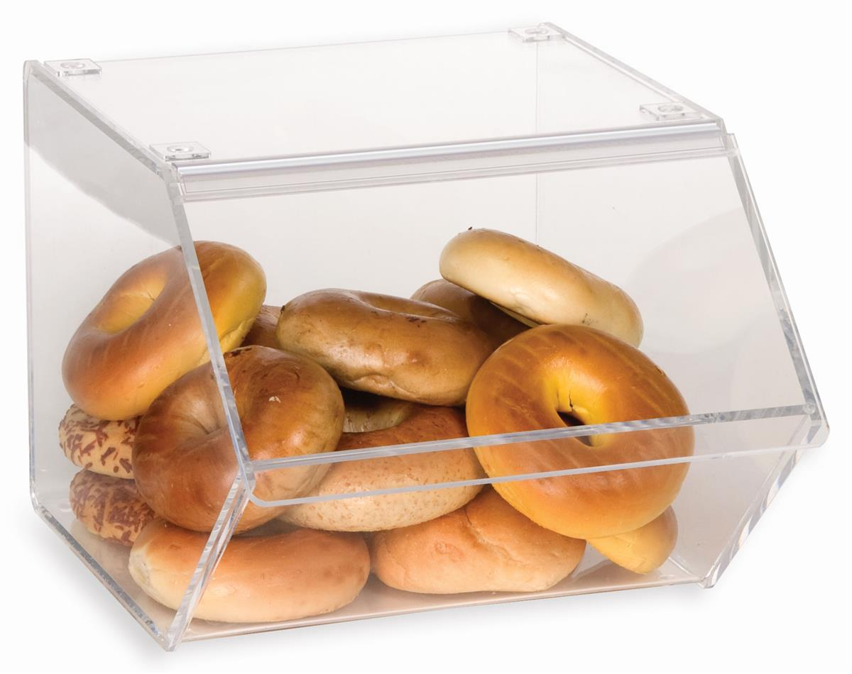 These Bagel Bins Have Built In Connectors For Fast