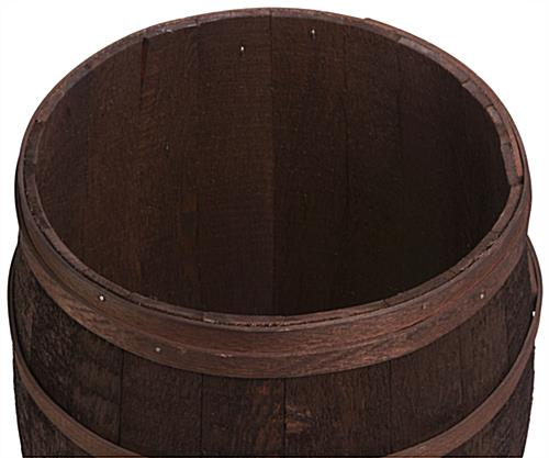 Round Maine Barrel
