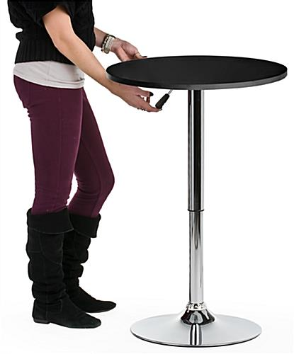 ... Hydraulic Bar Table Is Easy To Adjust ...
