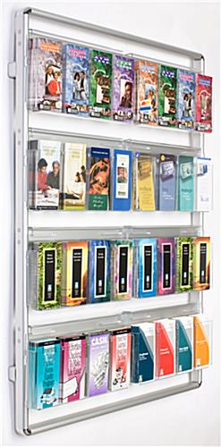 These Wall Magazine Holders From Magazinerackshop Com Have