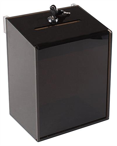 Smoke Ballot Box