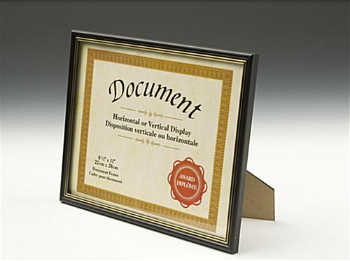 This Picture Frame is Perfect for any Diploma, Certificate, or Award ...